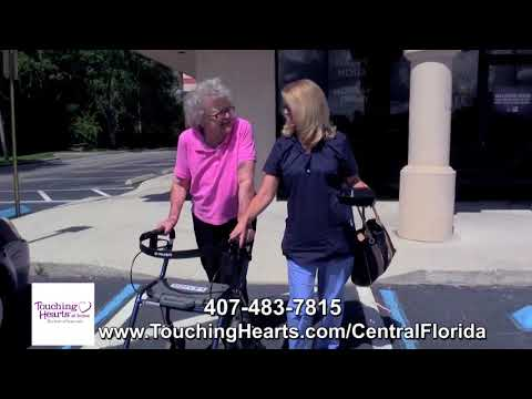 In-Home Senior Care in Kissimmee, FL - Touching Hearts at Home