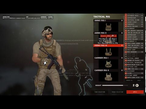 Insurgency gameplay - Singapore - MAD server