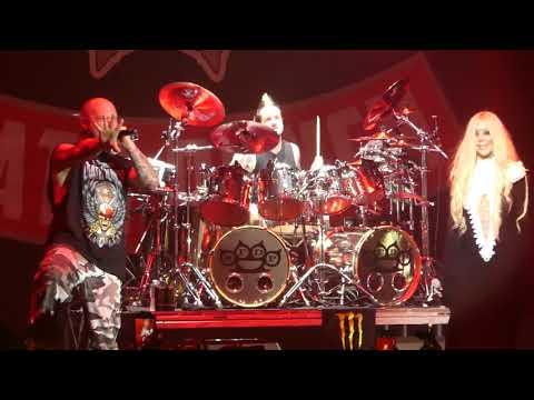The Bleeding Five Finger Death Punch & Maria Brink@Rock Allegiance Camden, NJ 10717