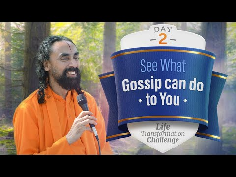 Watch This to See What Gossiping Can Do To You | Day 2 Life Transformation Challenge