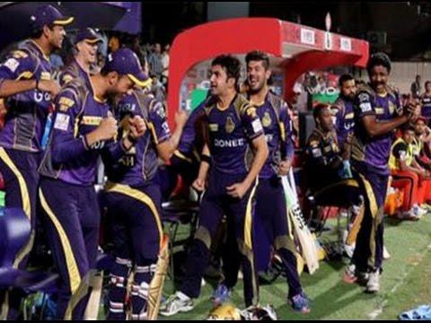 Gautam Gambhir fined for kicking chair : IPL 2016