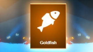 *NEW Weapon* Goldfish - Shellshock Live Showdown   JeromeACE