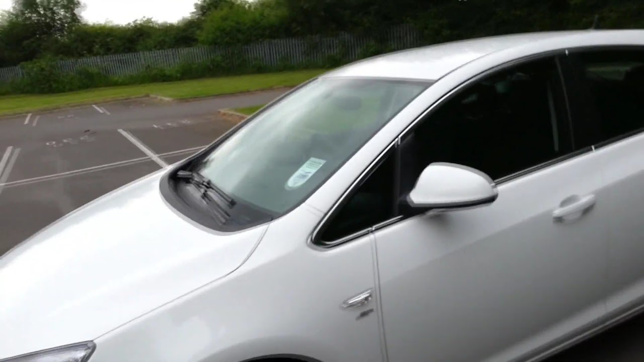 Vauxhall Astra 2 0 Cdti Sri 0-60 Mph (Acceleration) Opel   Thebigbrolittlebro 00:32 HD
