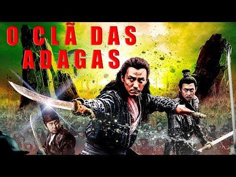 Random Movie Pick - O Clã das Adagas - Trailer YouTube Trailer