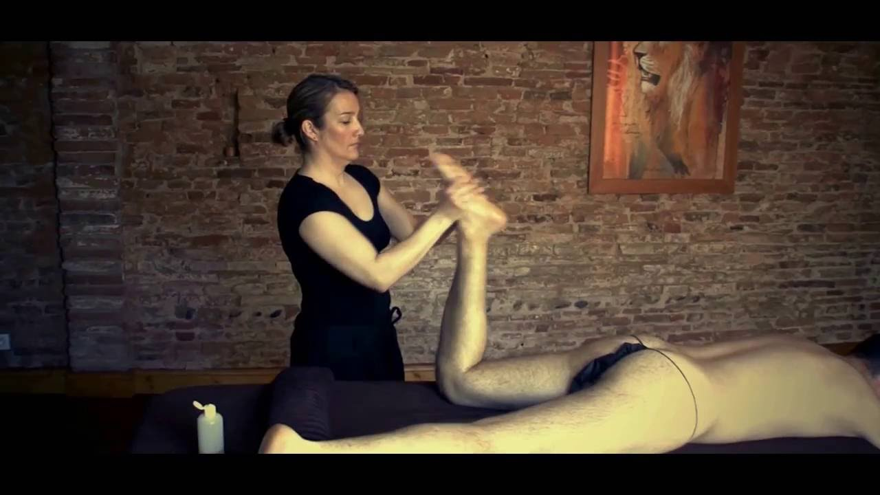 Massage body body lyon