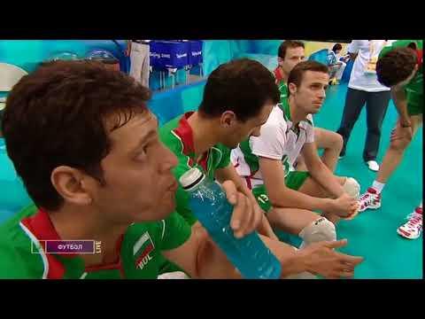 Olympics 20 08 2008 Men Quarter Final Bulgaria - Russia