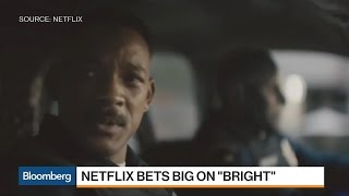 Netflix Bets Big on 'Bright' in Bid to Outdo Theaters