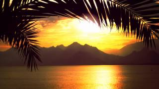 3 HOURS Relaxing Instrumental Meditation Music | Sunset Guitar | Background for Spa,  Study, Massage