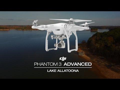 Lake Allatoona Georgia HD 2.7K