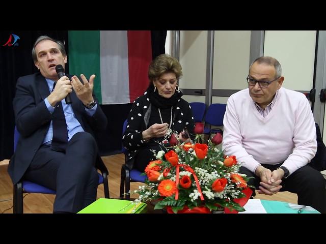 FOIBE: GIORNATA DEL RICORDO  MADDALONI ISTITUTO