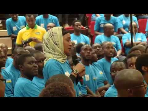 #MeetThePresident Itorero 2017 Q&A   Kigali, 27 May 2017