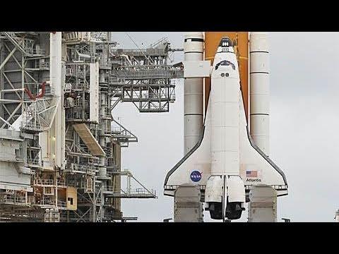 スペースシャトル、最後のミッシ...