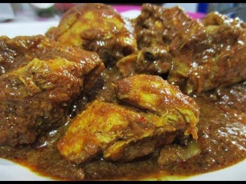 Ayam Masak Rendang ♥ - YouTube
