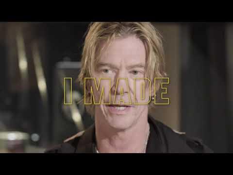 "Duff McKagan – How He Wrote ""Tenderness"" Album"
