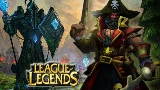 GANGPLANK, GUÍA DE CAMPEONES (League of Legends en español)
