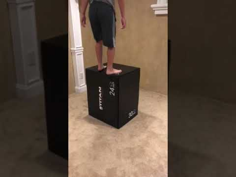 Download 9 year old Athlete 30 inch Vertical Jump