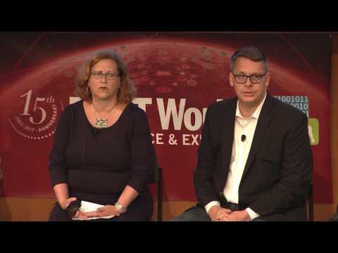 Bio-IT World Conference & Expo 2017 CIO Panel