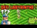Défi : faire un labyrinthe ! Hay Day