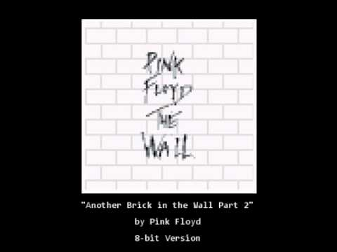 8 Bit Pink Floyd Another Brick In The Wall Part 2 Youtube