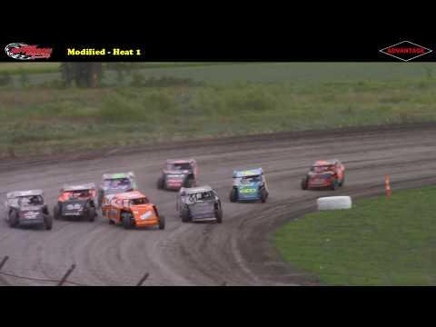 Modified -- 8/12/17 -- Park Jefferson Speedway