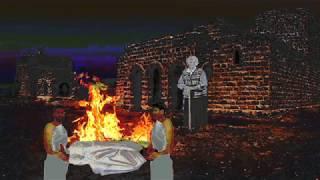 Oğlunu Ateşe Atan Anne (ibretlik hikayeler, sesli kitap, dini hikayeler, hüseyin duru, ders veren )