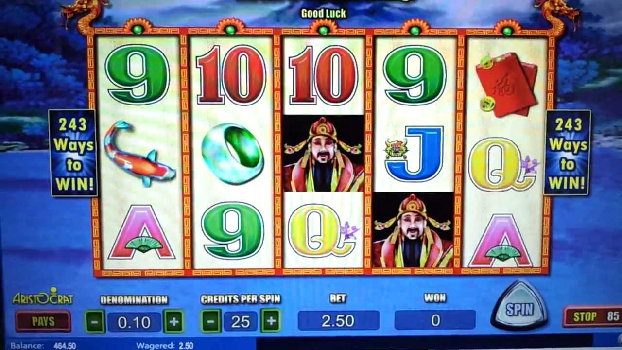to play slot machine slots