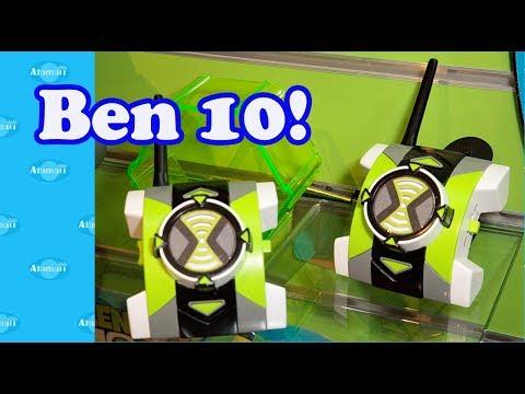 Video - Ben 10 Reboot Season 3 Omnitrix Toy Fair Preview! | Ben 10