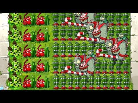 Plants vs Zombies 2 Holly Barrier Epic Quest Arrive on PVZ 2 Let's Play New Premium Plant