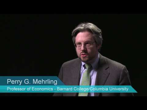 Perry Mehrling - The History of More Engaged Economists