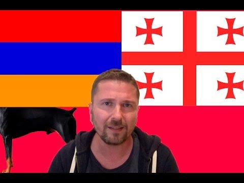 Ереван - Тбилиси. О ЕС, РФ и Украине + English Subtitles