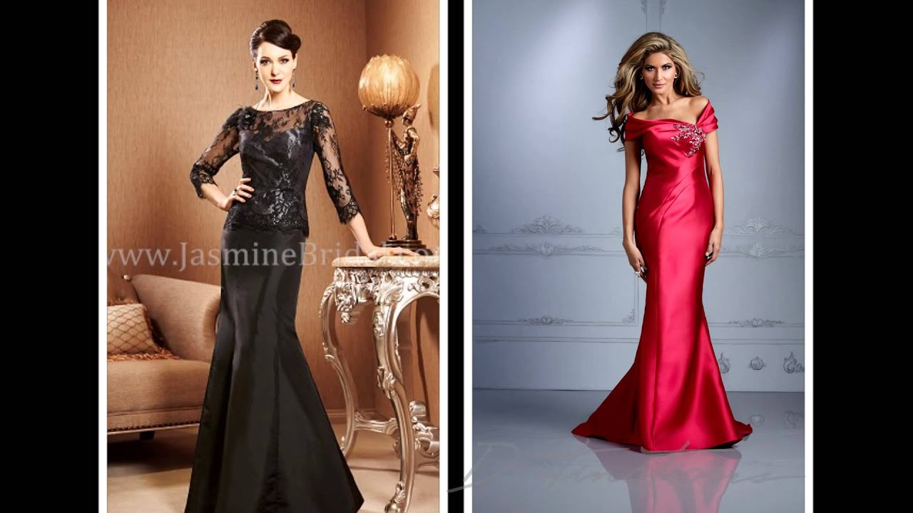 2013 Designer Evening Dresses and Gowns - YouTube