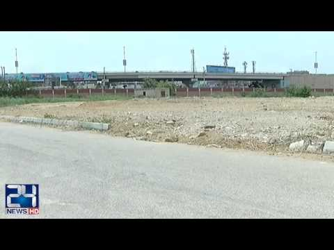 National stadium Karachi renovation started