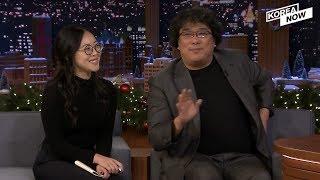 """Parasite"" director Bong Joon-ho's interpreter, Choi Sung-jae (Sharon) under world's spotlight"