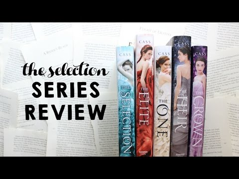 The Selection Series by Kiera Cass | Non Spoiler Series Review