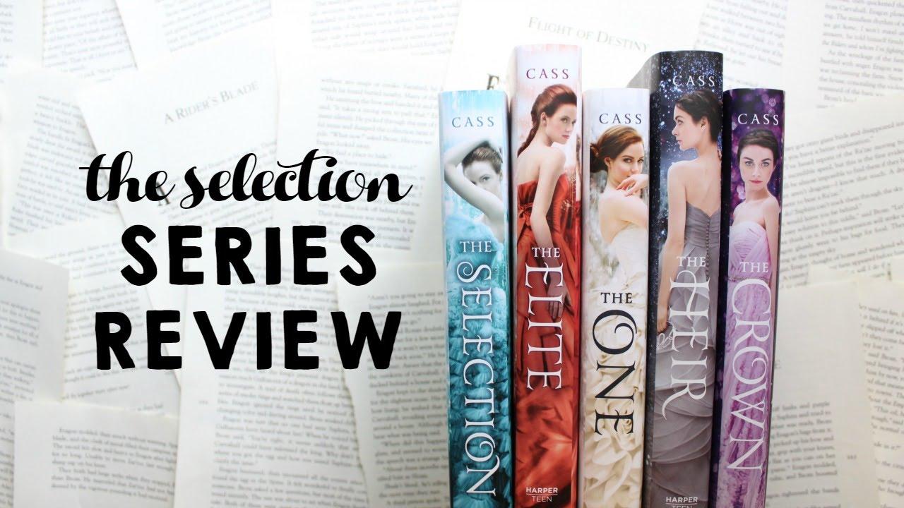 The Selection Series by Kiera Cass   Non Spoiler Series ...  The Selection Series In Order