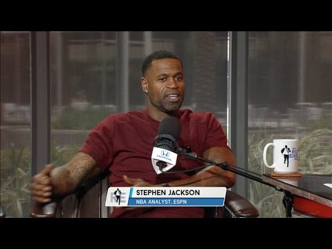 Former NBA Champion Stephen Jackson Talks Big3 Basketball, Malace at The Palace & More - 5/12/17