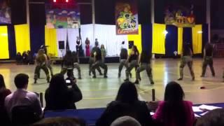 [1] Woman dance - Alianza azul SPM 2014