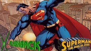 Superman:The Man of Steel (XBox)-Viridian Flashback