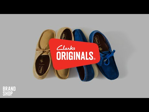 История ботинок Desert Boots от Clarks Originals Leather   Обувь Кларкс в BRANDSHOP