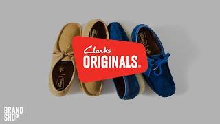 видео Обувь Clarks