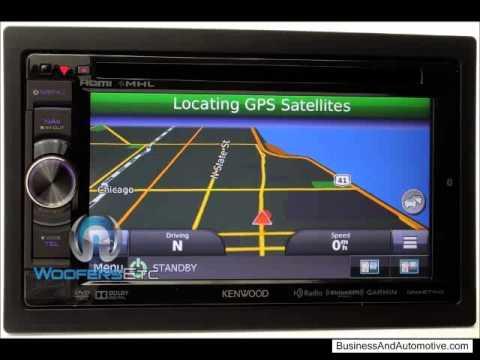 KENWOOD DNX571HD 6 1 2-DIN AV NAVIGATION SYSTEM WITH BLUETOOTH & HD RADIO  by Fern Tamale