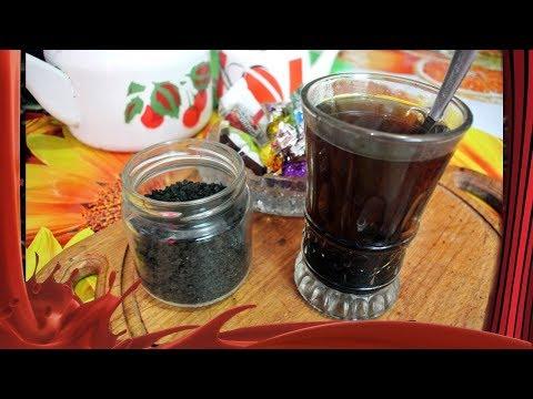 Ферментированный чай из листьев топинамбура.