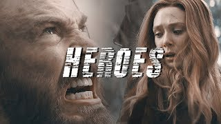 ► Infinity War | Heroes In The Darkest Times
