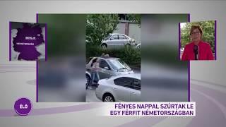 Fényes nappal szúrtak le egy férfit Németországban.