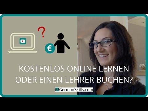 #18 | Kostenlos online Deutsch lernen oder für Sprachunterricht bezahlen? | 30-Tage-Challenge