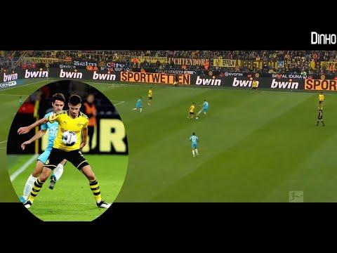 Download Julian Weigl shoulder drop dummy Borussia Dortmund vs VfL Wolfsburg