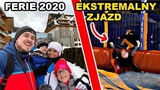 FERIE 2020 - EKSTREMALNY ZJAZD - ZAKOPANE