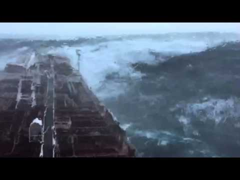Bay of biscay big storm