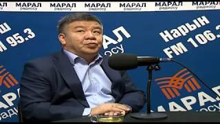 А. Шыкмаматов: Атамбаевди тегерегиндегилер бузду...