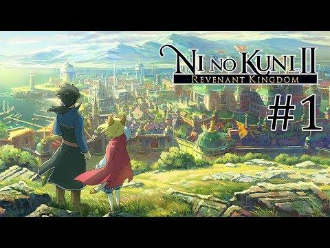 ЗАПИСЬ СТРИМА ► Ni no Kuni II: Revenant Kingdom #1